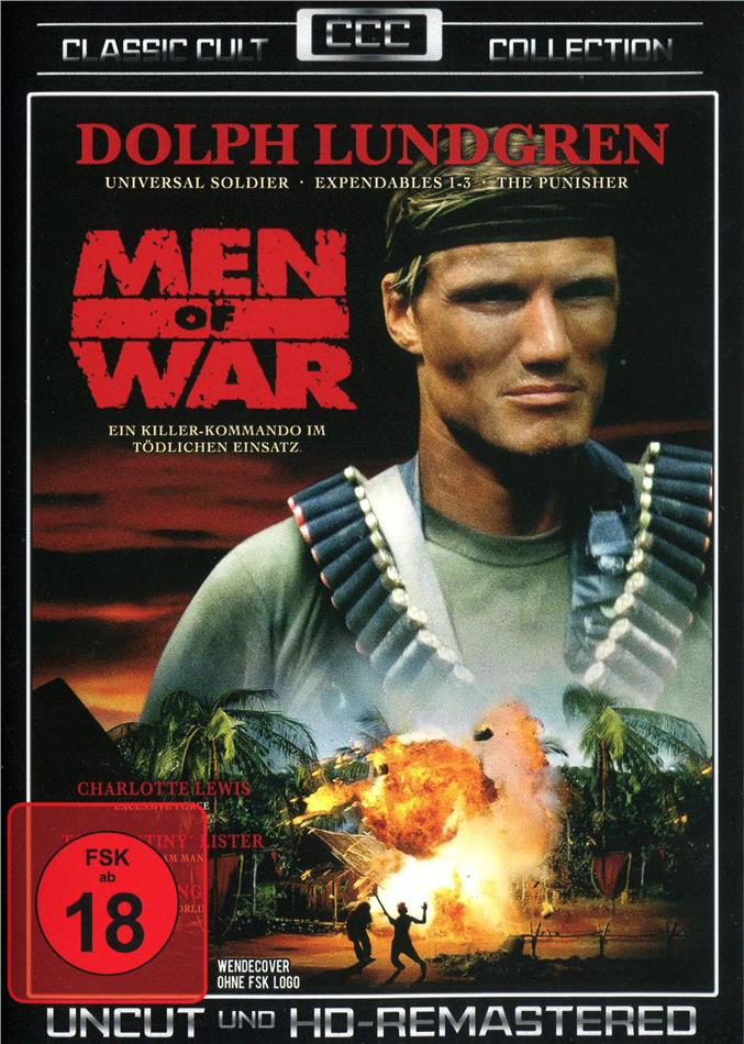 Men of War (1994) (Classic Cult Collection, Remastered, Uncut)