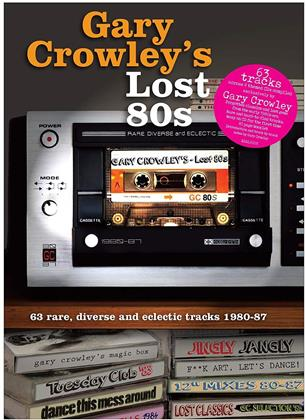 Gary Crowley - Lost 80S (Mediabook, 4 CDs)