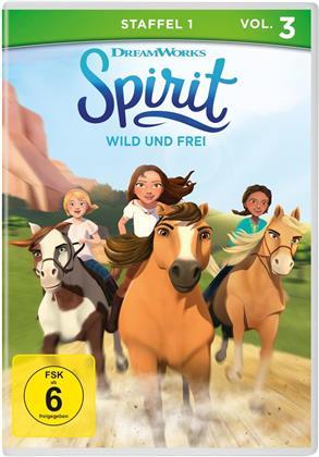 Spirit - Wild und Frei - Staffel 1 - Vol. 3
