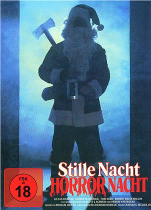 Stille Nacht, Horror Nacht - Silent Night, Deadly Night (1984) (Cover B, Limited Edition, Mediabook, Uncut)