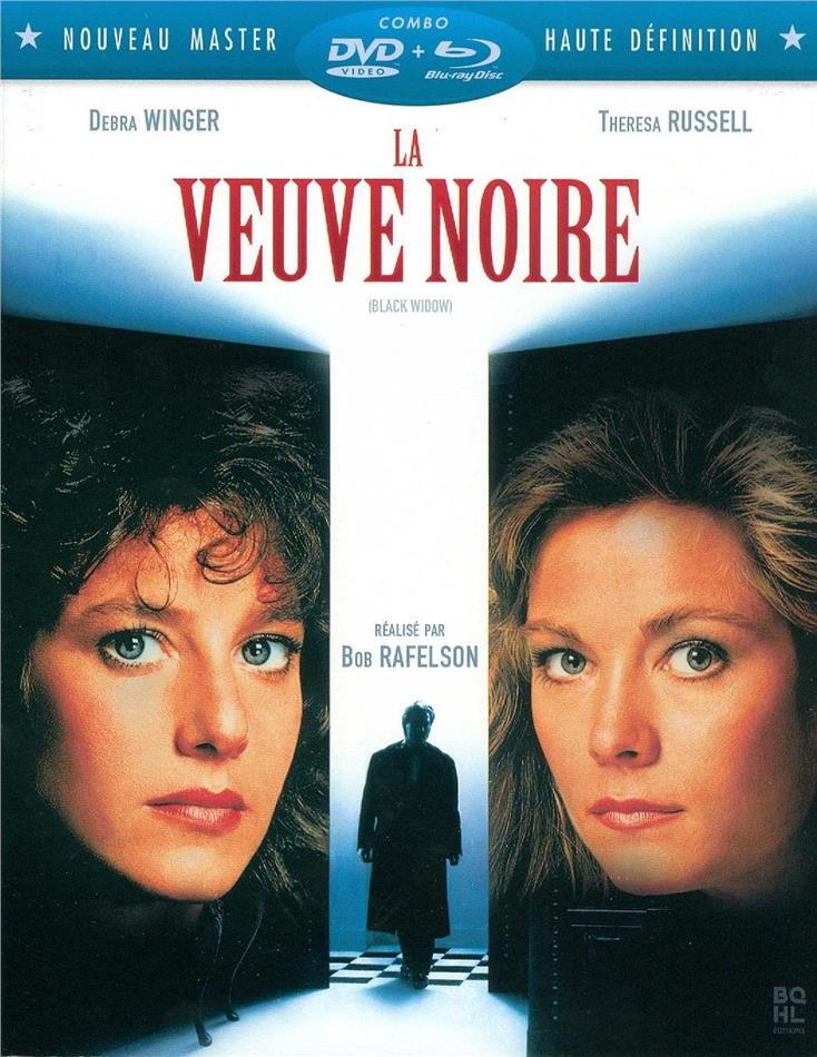 La veuve noire (1987) (Remastered, Blu-ray + DVD)