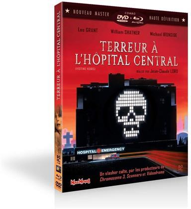 Terreur à l'Hôpital Central (1982) (Blu-ray + DVD)