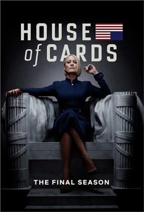 House Of Cards - Season 6 (3 Blu-rays)