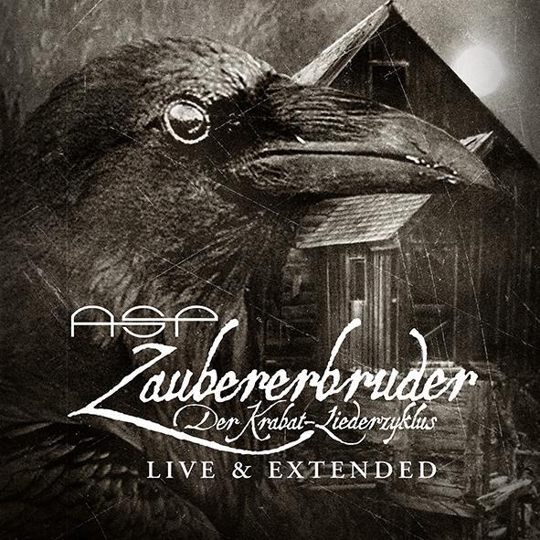 ASP - Zaubererbruder Live & Extended (3 LPs)