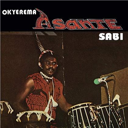 "Okyerema Asante - Sabi (12"" Maxi)"