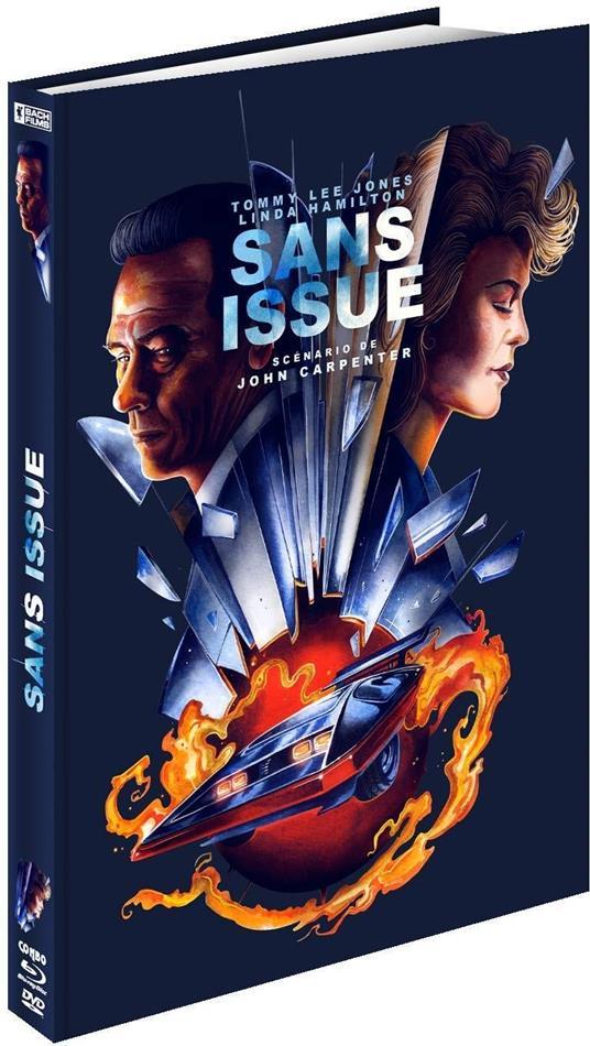 Sans issue (1986) (Limited Edition, Mediabook, Restaurierte Fassung, Blu-ray + DVD)