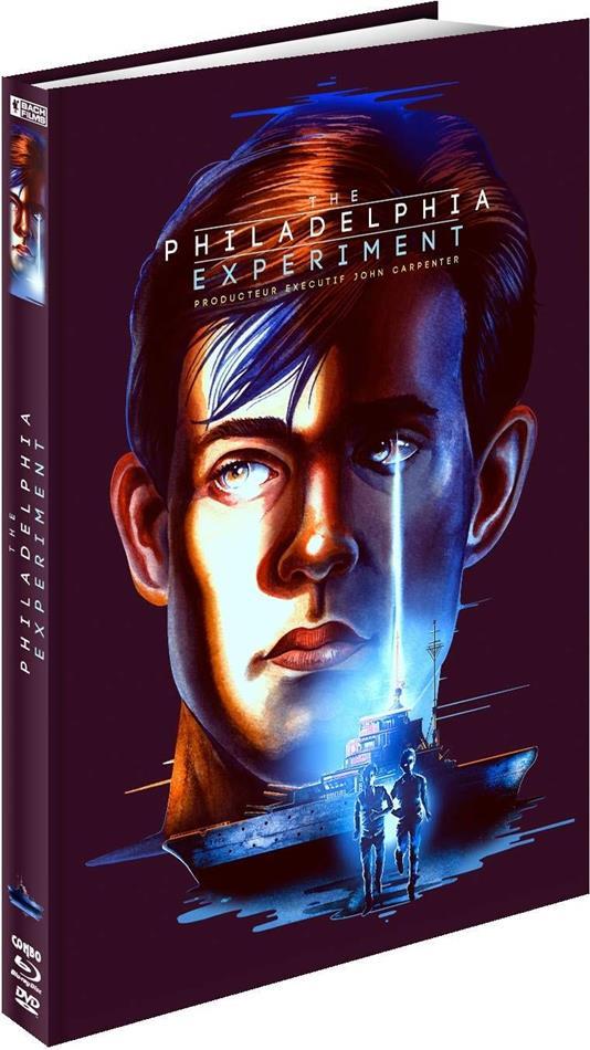 The Philadelphia Experiment (1984) (Limited Edition, Mediabook, Blu-ray + DVD)