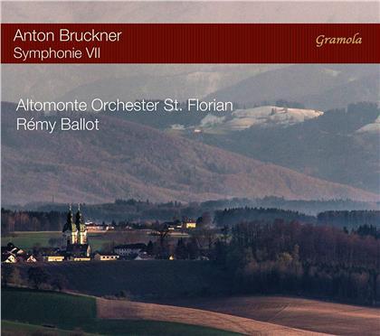 Anton Bruckner (1824-1896), Anton Bruckner (1824-1896), Rémy Ballot & Altomonte Orchester St. Florian - Symphonie Nr. 7 (Hybrid SACD)