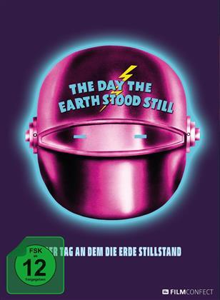 Der Tag an dem die Erde still stand (1951) (Mediabook)