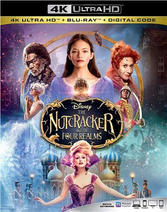 The Nutcracker and the Four Realms (2018) (4K Ultra HD + Blu-ray)