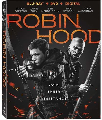 Robin Hood (2018) (Blu-ray + DVD)