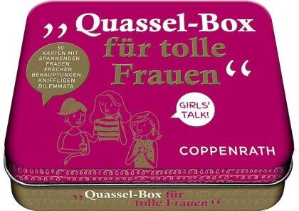 Quassel-Box für tolle Frauen (Spiel)