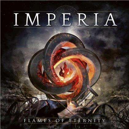 Imperia - Flames Of Eternity (Limited Edition, LP)