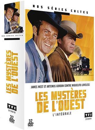 Les mystères de l'Ouest - L'intégrale (32 DVDs)