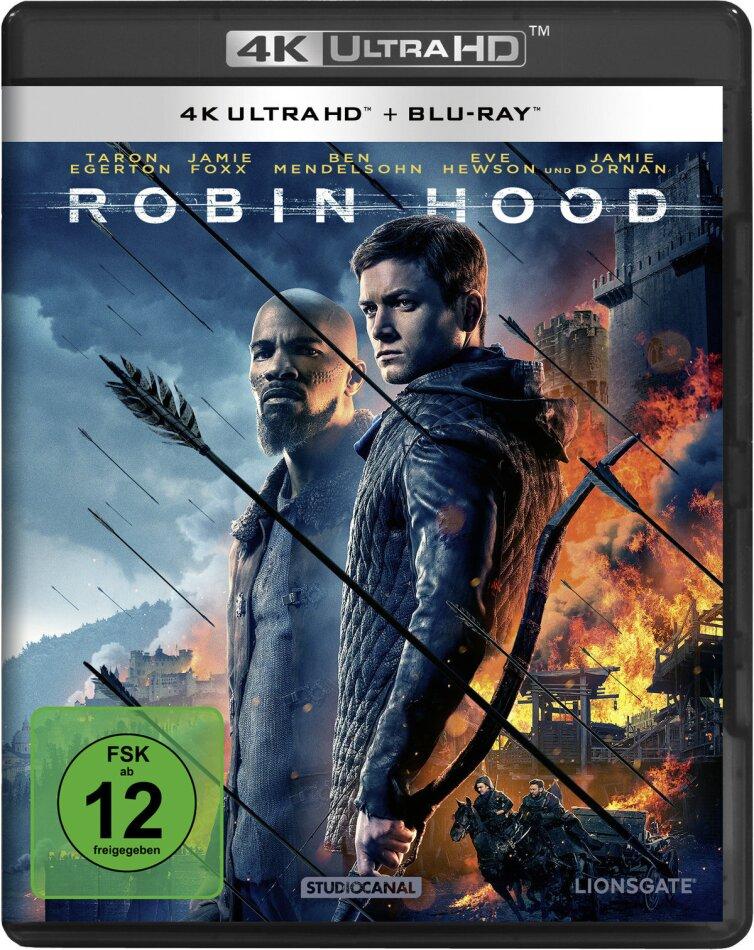 Robin Hood (2018) (4K Ultra HD + Blu-ray)