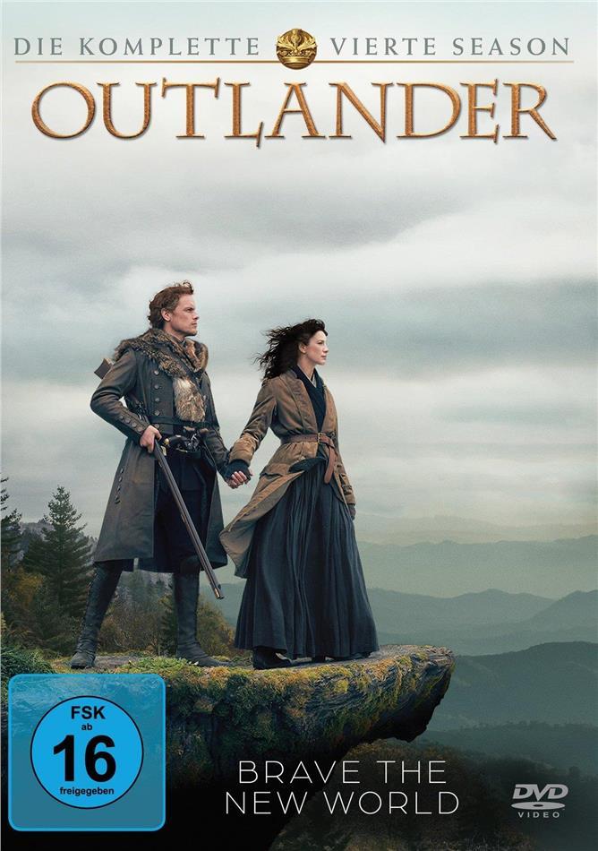 Outlander - Staffel 4 (5 DVDs)
