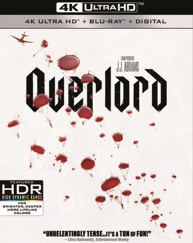 Overlord (2018) (4K Ultra HD + Blu-ray)