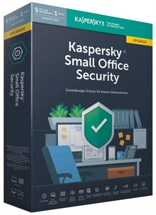 Kaspersky Small Office Security Upgrade (5 User)