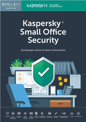 Kaspersky Small Office Security 6.0 (5 PC)