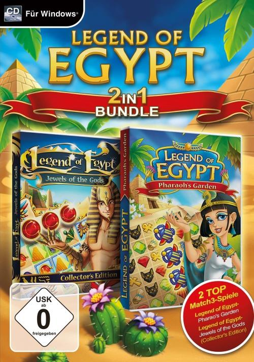 Legend of Egypt 2in1 Bundle