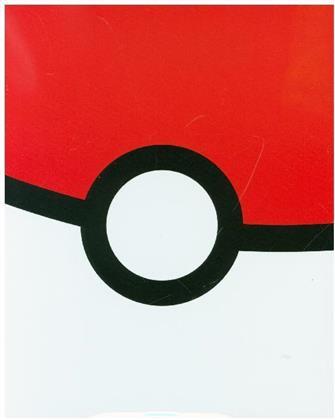 Pokemon Pokeball 4-Pocket Portfolio