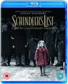 Schindler's List (1993) (25th Anniversary Edition, 2 Blu-rays)