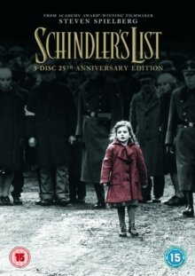 Schindler's List (1993) (25th Anniversary Edition, 3 DVDs)
