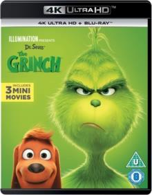 The Grinch (2018) (4K Ultra HD + Blu-ray)
