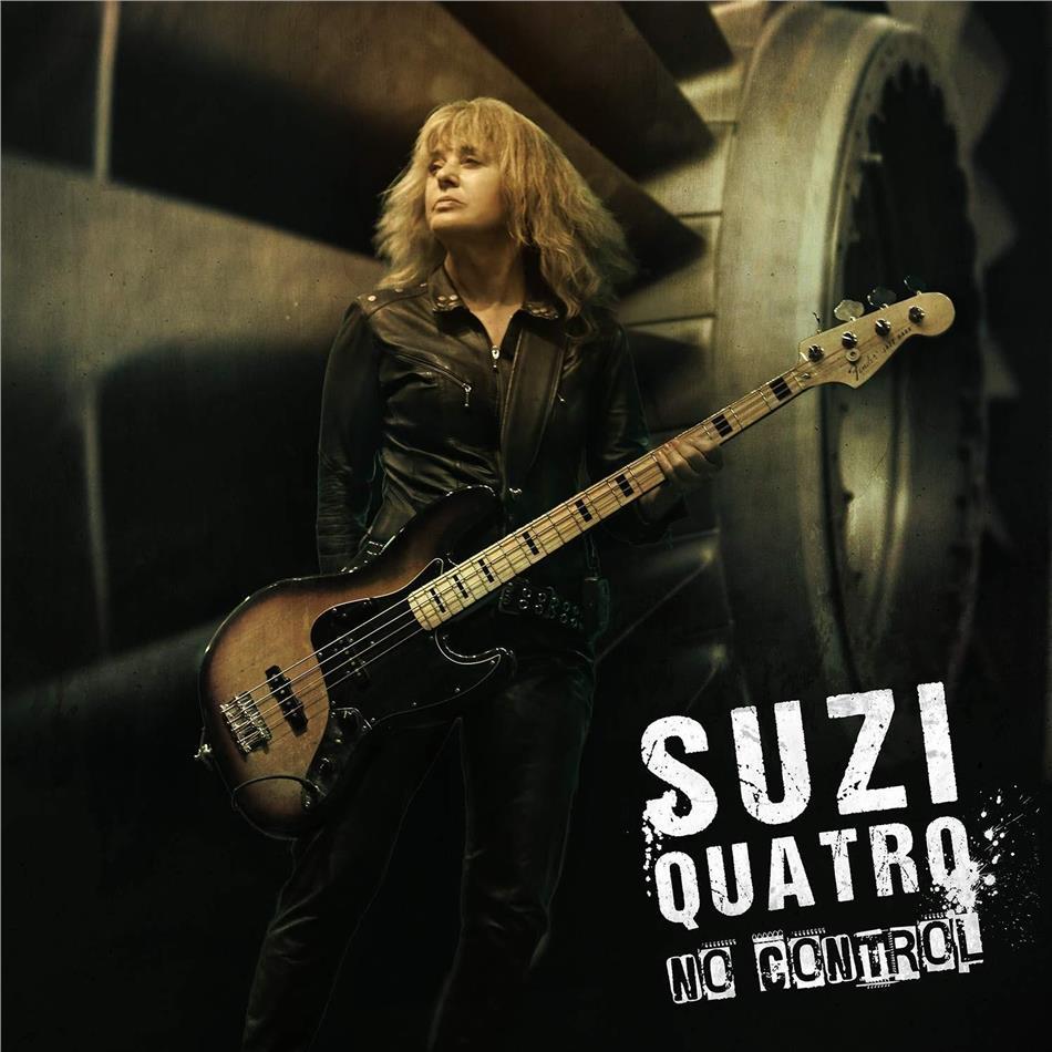 Suzi Quatro - No Control (Gatefold, Anniversary Gatefold Edition, 2 LPs + CD)