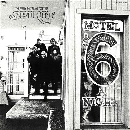 Spirit - Family That Plays Together (2019 Reissue, Music On Vinyl, Silver Vinyl, LP)