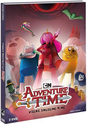 Adventure Time - Vieni insieme a me (Edizione da Collezione, 2 DVDs)