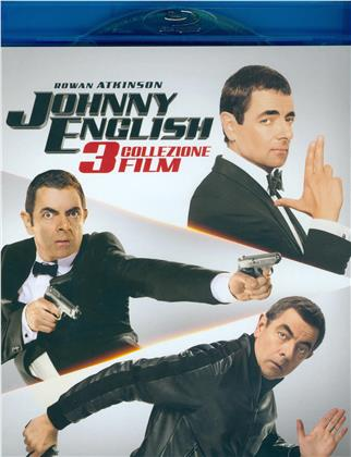 Johnny English 1-3 - Collezione 3 Film (3 Blu-rays)