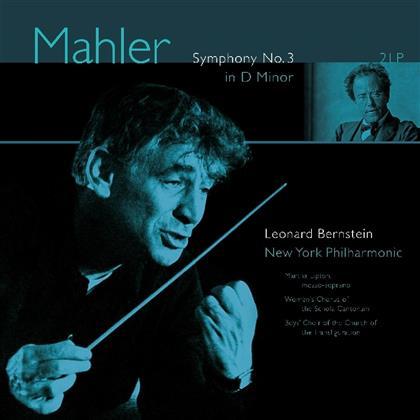 Gustav Mahler (1860-1911), Zubin Mehta & Israel Philharmonic Orchestra - Symphony No. 3 In D Minor - Symphonie Nr. 3 d-moll (Vinyl Passion, 2 LPs)