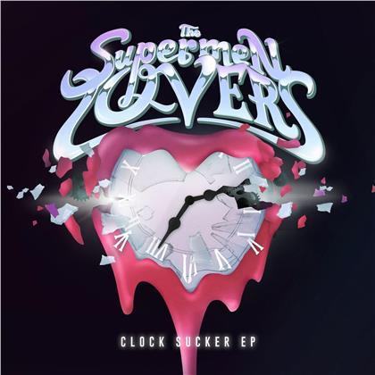 "The Supermen Lovers - Clock Sucker (Limited Edition, 12"" Maxi)"