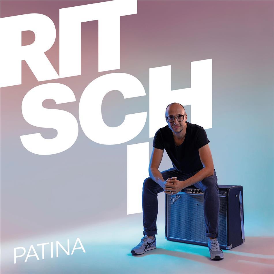 Ritschi (Plüsch) - Patina
