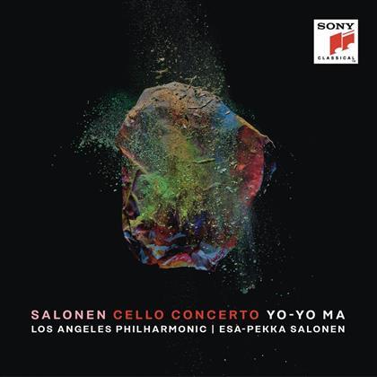 Esa-Pekka Salonen, Yo-Yo Ma & Los Angeles Philharmonic Orchestra - Cello Concerto