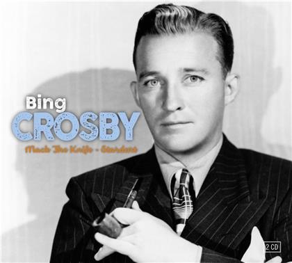 Bing Crosby - Mack The Knife & Stardust (2 CDs)