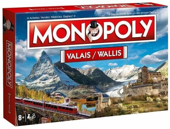 Monopoly - Wallis / Valais