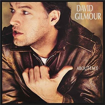 David Gilmour - About Face (Japan Edition)