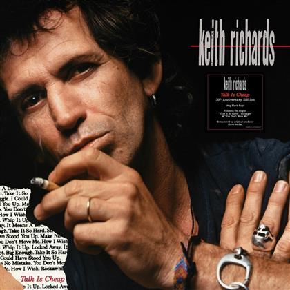 Keith Richards - Talk Is Cheap (2019 Reissue, LP)
