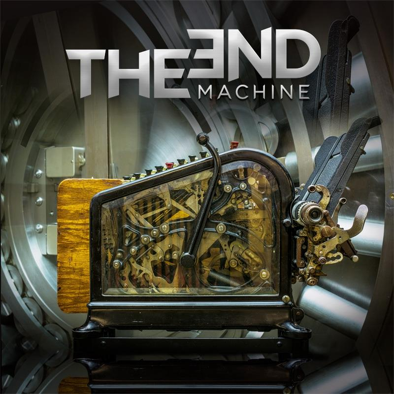 The End Machine (George Lynch) - --- (Gatefold, 2 LPs)