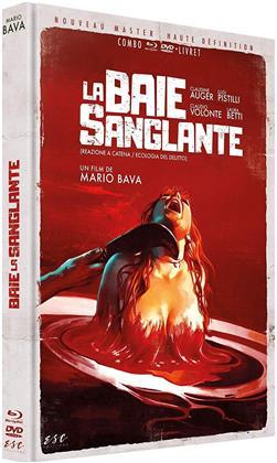 La baie sanglante (1971) (Edizione Limitata, Mediabook, Versione Rimasterizzata, Blu-ray + DVD)