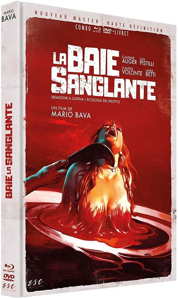 La baie sanglante (1971) (Limited Edition, Mediabook, Remastered, Blu-ray + DVD)