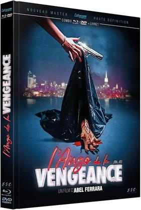 L'ange de la vengeance (1981) (Mediabook, Remastered, Blu-ray + DVD)
