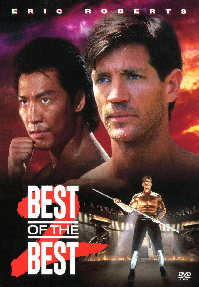 Der Unbesiegbare - Best of the Best 2 (Cover kann variieren!) (1993) (Wendecover, Uncut)