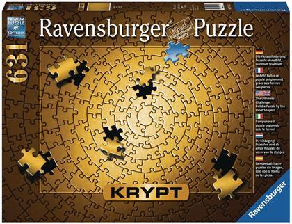 Krypt Gold - Puzzle 631 Teile