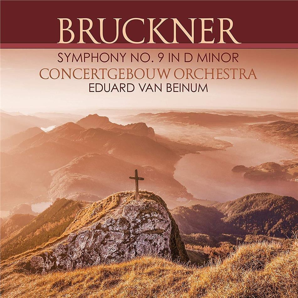 Anton Bruckner (1824-1896), Anton Bruckner (1824-1896), Eduard van Beinum & Concertgebouw Orchester Amsterdam - Symphony No. 9 In D Minor - Symphonie Nr. 9 in d-moll