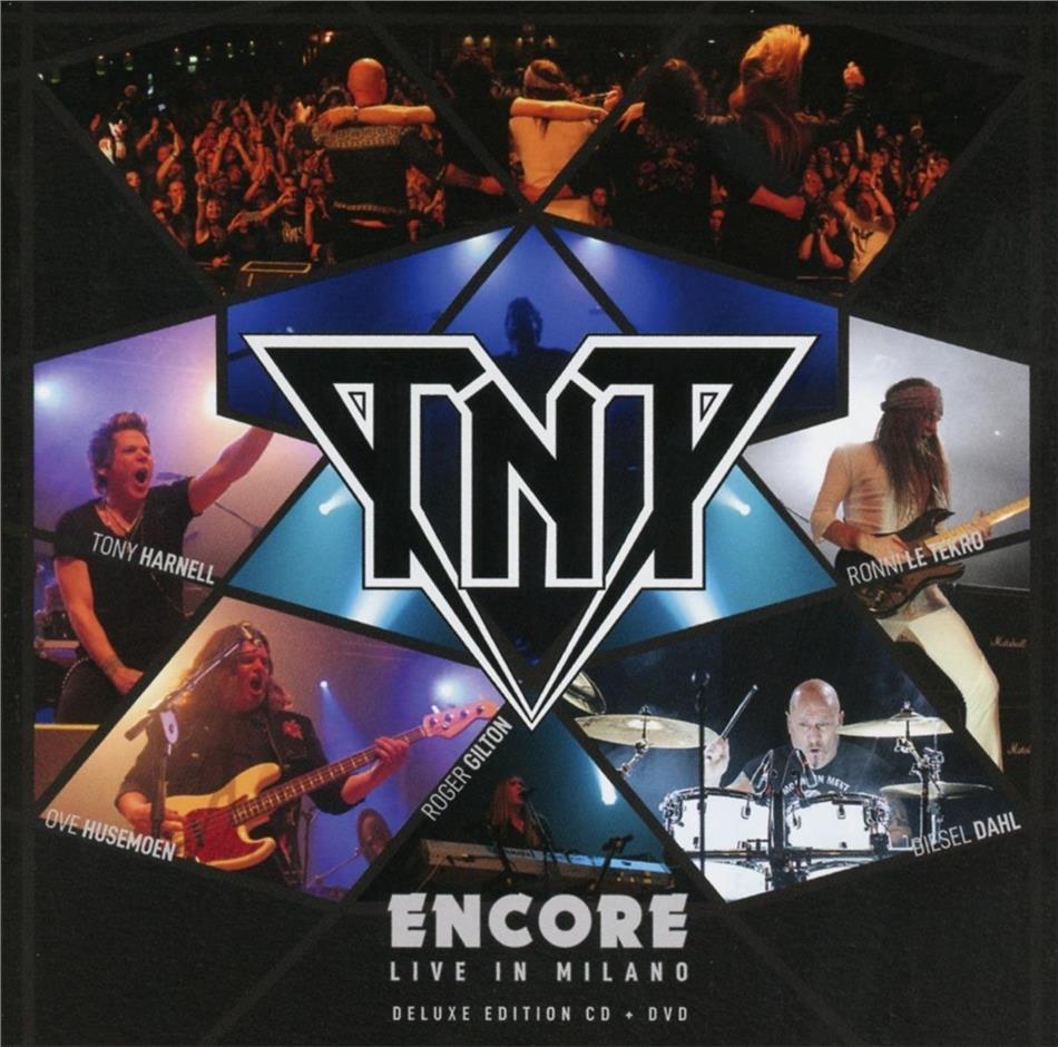 TNT - Encore - Live In Milano (Digipack, CD + DVD)