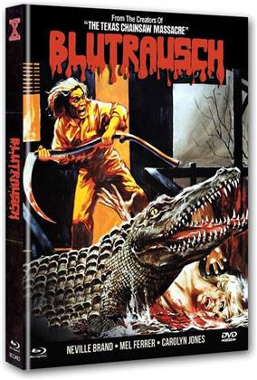 Blutrausch (1976) (Cover A, Limited Edition, Mediabook, Uncut, Blu-ray + DVD)