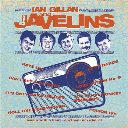 Ian Gillan - Raving With Ian Gillan & The Javelins (LP)